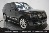 2016 Land Rover Range Rover 3.0L V6 SC HSE NAV,CAM,PANO,CLMT STS,22IN WHLS