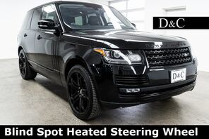 2016_Land Rover_Range Rover_3.0L V6 Supercharged Blind Spot Heated Steering Wheel_ Portland OR