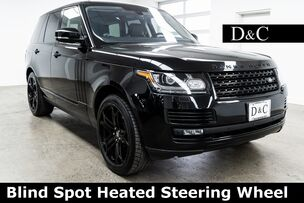2016 Land Rover Range Rover 3.0L V6 Supercharged Blind Spot Heated Steering Wheel
