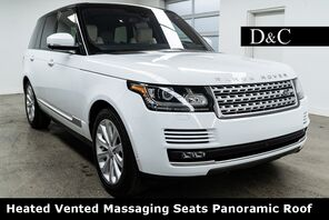 2016_Land Rover_Range Rover_3.0L V6 Supercharged HSE Heated Vented Massaging Seats Panoramic Roof_ Portland OR