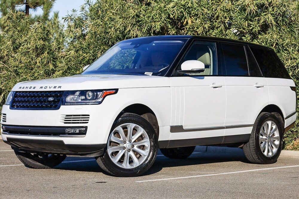 2016 Land Rover Range Rover 3.0L V6 Supercharged HSE Livermore CA