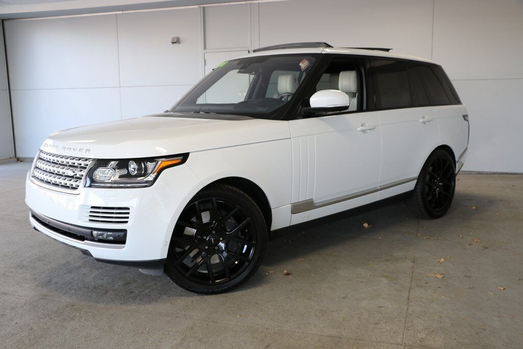 2016 Land Rover Range Rover 3.0L V6 Supercharged HSE Merriam KS