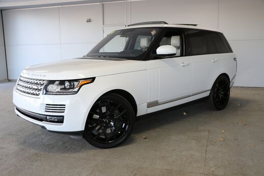 2016 Land Rover Range Rover 3.0L V6 Supercharged HSE Kansas City KS