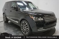 Land Rover Range Rover 3.0L V6 Supercharged HSE NAV,CAM,PANO,CLMT STS 2016
