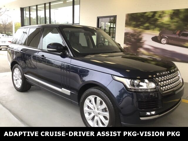 2016 Land Rover Range Rover 3.0L V6 Supercharged HSE Raleigh NC