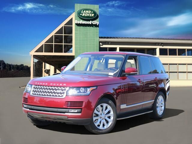 2016 Land Rover Range Rover 3.0L V6 Supercharged HSE Redwood City CA