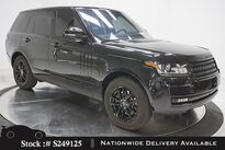 Land Rover Range Rover 3.0L V6 Supercharged NAV,CAM,PANO,HTD STS,PARK ASS 2016