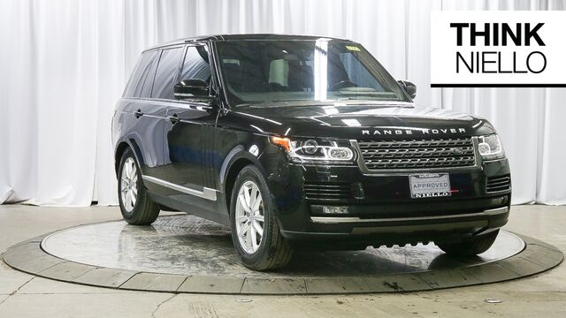 2016 Land Rover Range Rover 3.0L V6 Supercharged Rocklin CA