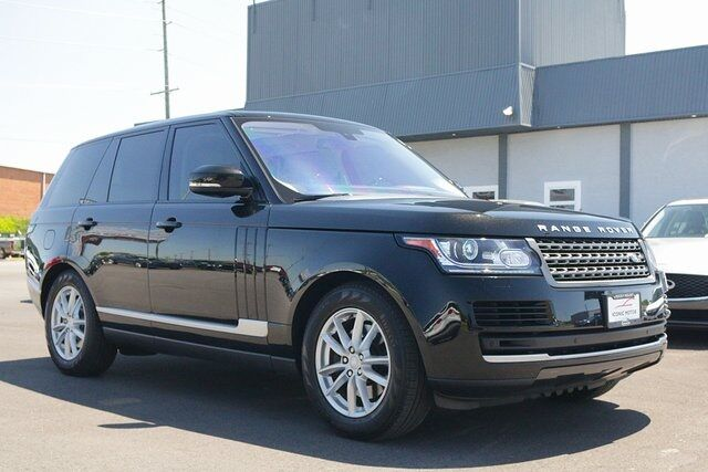 2016 Land Rover Range Rover 3.0L V6 Supercharged Rocky Mount NC