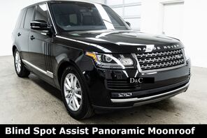 2016_Land Rover_Range Rover_3.0L V6 Turbocharged Diesel Td6 Blind Spot Assist_ Portland OR