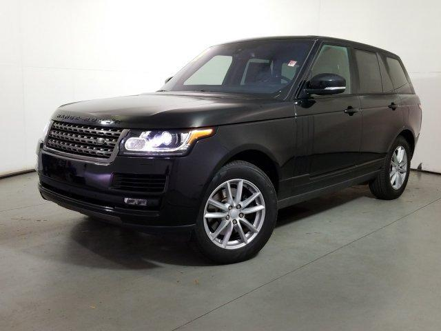 2016 Land Rover Range Rover 4WD 4dr Cary NC
