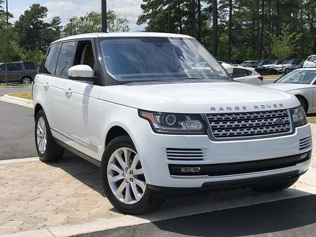2016 LAND ROVER RANGE ROVER 4WD 4DR DIESEL HSE