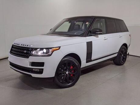2016 Land Rover Range Rover 4WD 4dr HSE Raleigh NC