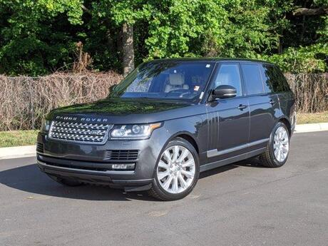 2016 Land Rover Range Rover 4WD 4dr Supercharged Cary NC