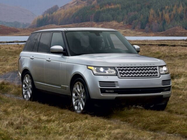 2016 Land Rover Range Rover 4WD 4dr Supercharged LWB Appleton WI