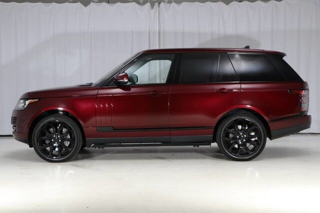 2016 Land Rover Range Rover 4WD HSE CPO West Chester PA