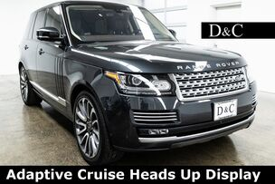 2016 Land Rover Range Rover 5.0L V8 Supercharged Autobiography Adaptive Cruise Heads Up Display