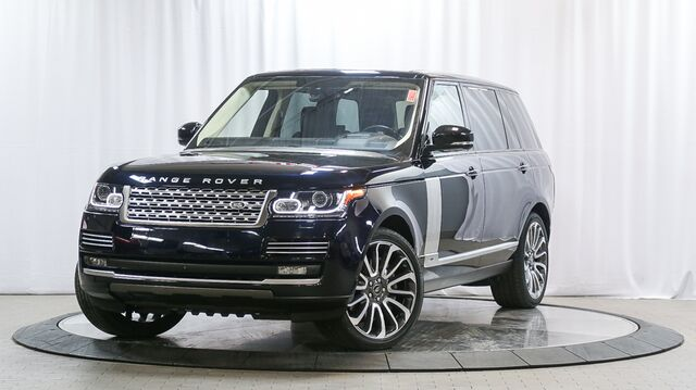2016 Land Rover Range Rover 5.0L V8 Supercharged Autobiography LWB Rocklin CA