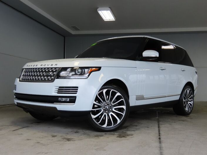 2016 Land Rover Range Rover 5.0L V8 Supercharged Autobiography Merriam KS