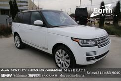 2016_Land Rover_Range Rover_5.0L V8 Supercharged_ Carrollton TX