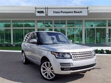 2016_Land Rover_Range Rover_5.0L V8 Supercharged_ Coconut Creek FL