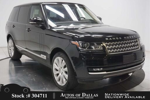 2016_Land Rover_Range Rover_5.0L V8 Supercharged LWB NAV,CAM,PANO,21IN WLS_ Plano TX