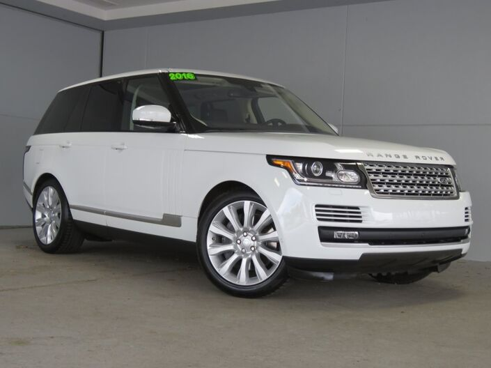 2016 Land Rover Range Rover 5.0L V8 Supercharged Merriam KS