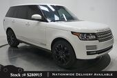 2016 Land Rover Range Rover 5.0L V8 Supercharged NAV,CAM,PANO,CLMT STS,21IN WL