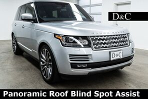 2016_Land Rover_Range Rover_5.0L V8 Supercharged Panoramic Roof Blind Spot Assist_ Portland OR