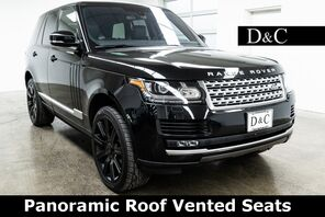 2016_Land Rover_Range Rover_5.0L V8 Supercharged Panoramic Roof Vented Seats_ Portland OR