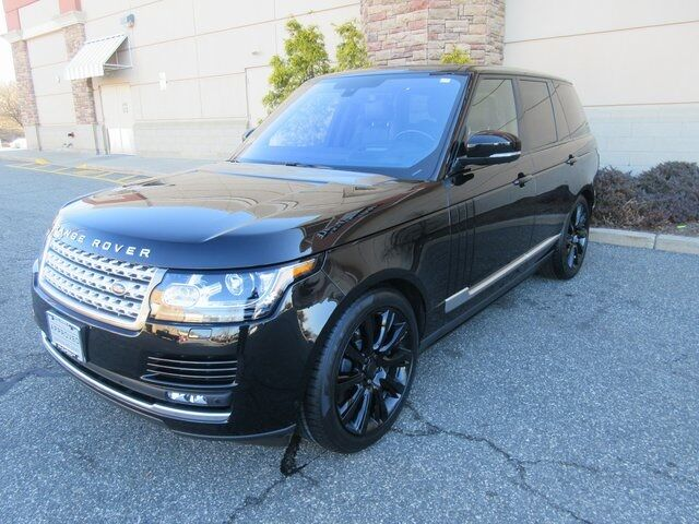 2016_Land Rover_Range Rover_5.0L V8 Supercharged_ Warwick RI