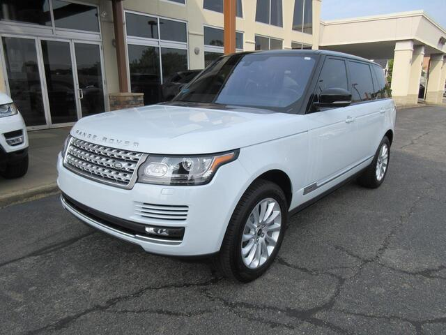 2016 Land Rover Range Rover 5.0L V8 Supercharged Warwick RI