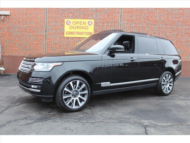 2016 Land Rover Range Rover Autobiography LWB Kansas City KS