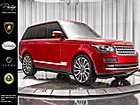 2016 Land Rover Range Rover Autobiography North Miami Beach FL