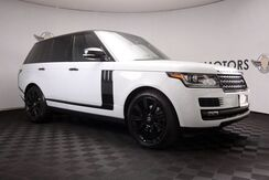 2016_Land Rover_Range Rover_Diesel HSE A/C Seats,Blind Spot,360 Camera,Pano,Nav_ Houston TX