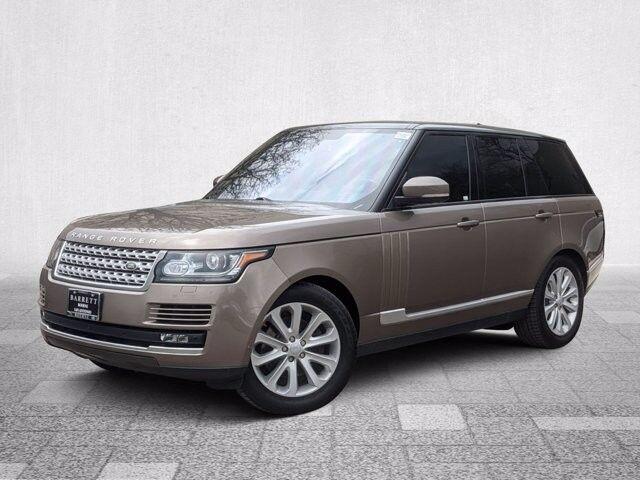 2016 Land Rover Range Rover Diesel HSE San Antonio TX