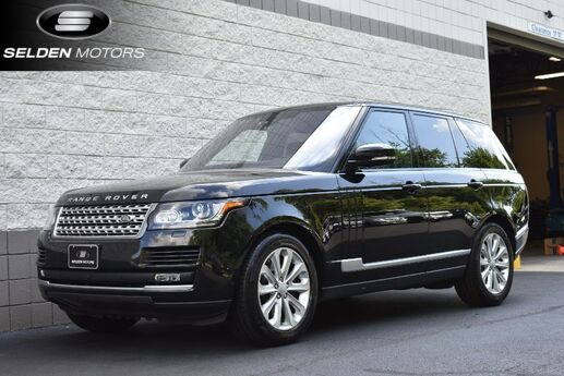 2016 Land Rover Range Rover Diesel HSE Willow Grove PA