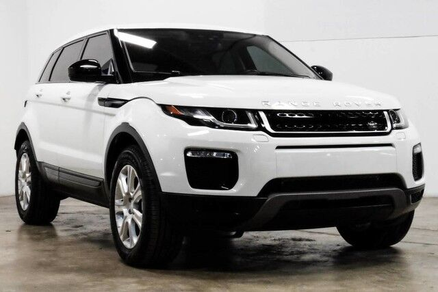 2016 Land Rover Range Rover Evoque 4WD SE LEATHER HEATED SEATS REAR CAMERA BLUETOOTH KEYLESS START Carrollton TX