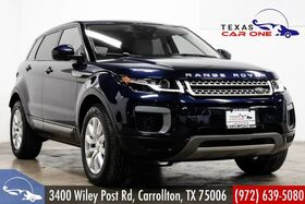 2016_Land Rover_Range Rover Evoque_4WD SE LEATHER SEATS REAR CAMERA BLUETOOTH KEYLESS START_ Carrollton TX