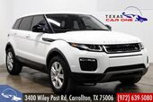2016 Land Rover Range Rover Evoque 4WD SE PREMIUM NAVIGATION PANORAMA LEATHER HEATED SEATS REAR CAM