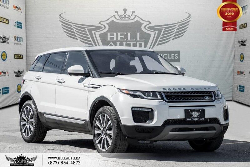 2016 Land Rover Range Rover Evoque HSE, AWD, NO ACCIDENT, NAVI, BACK-UP CAM, PANO ROOF