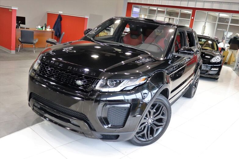 2016 Land Rover Range Rover Evoque HSE Dynamic Black Design Package Cold Weather 1 Owner Springfield NJ