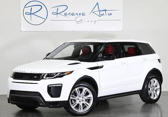 2016_Land Rover_Range Rover Evoque_HSE Dynamic Blind Spot Driver Asst Meridian Sound_ The Colony TX