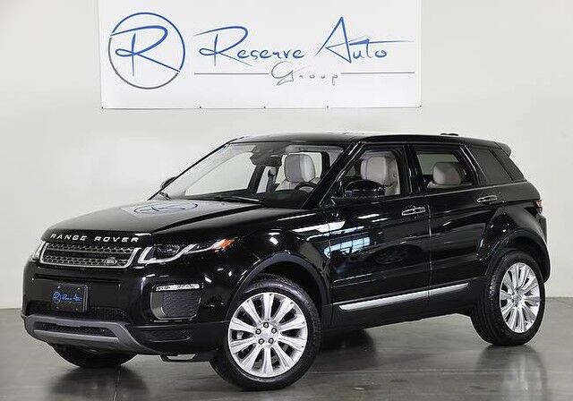 2016 Land Rover Range Rover Evoque HSE Navigation Pano Roof Driver Asst Plus Pkg We Finance The Colony TX
