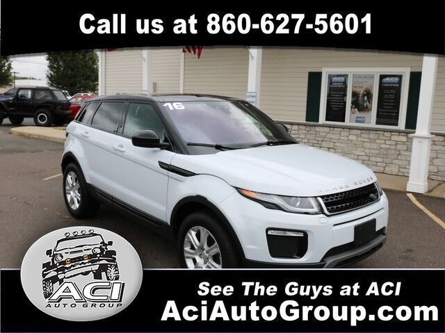 2016 Land Rover Range Rover Evoque SE East Windsor CT