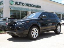 2016_Land Rover_Range Rover Evoque_SE LEATHER, PANORAMIC SUNROOF, BACKUP CAMERA, HEATED SEATS, KEYLESS START, NAVIGATION_ Plano TX