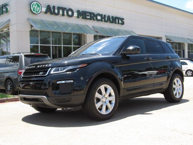 2016 Land Rover Range Rover Evoque SE LEATHER, PANORAMIC SUNROOF, BACKUP CAMERA, HEATED SEATS, KEYLESS START, NAVIGATION Plano TX