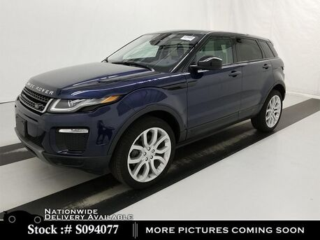 2016_Land Rover_Range Rover Evoque_SE NAV,CAM,PANO,HTD STS,PARK ASST,20IN WLS_ Plano TX