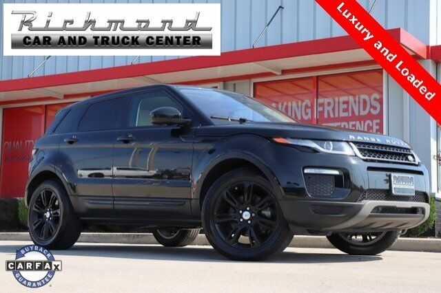 2016 Land Rover Range Rover Evoque SE Premium Richmond KY
