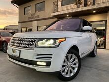 2016_Land Rover_Range Rover_HSE 1 OWNER NO ACCIDENTS 7 SERVICE RECORDS SHOWROOM CONDITION!!!_ Houston TX